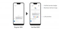 verified sms by google sikker sms virksomheder