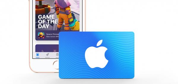 Sådan giver du gavekort til Apple App Store