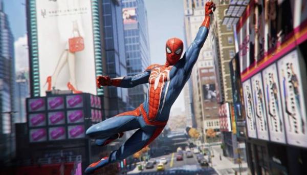 bedste playstation 4 spil PS4 Marvel's Spider-Man