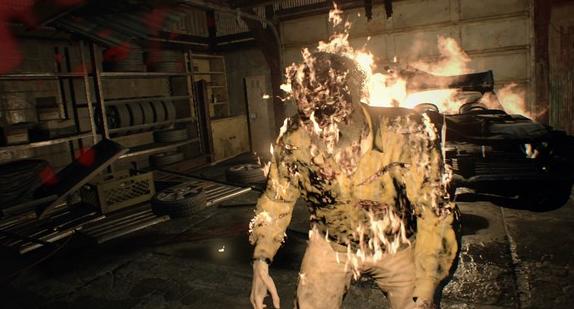 bedste playstation 4 spil PS4 Resident Evil 7 Biohazard