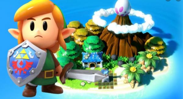 bedste spil til nintendo switch The Legend of Zelda Link's Awakening