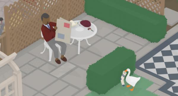 bedste spil til nintendo switch Untitled Goose Game