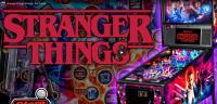 Stranger Things pinball maskine