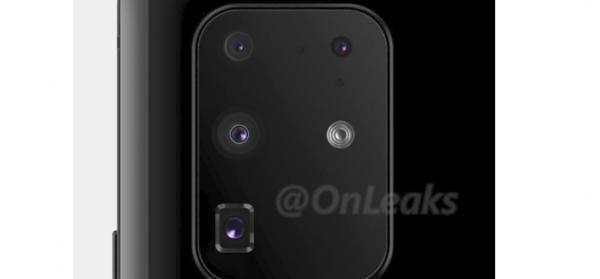 Nyt rygte: Galaxy S11+ viser mere normaltudseende kamera