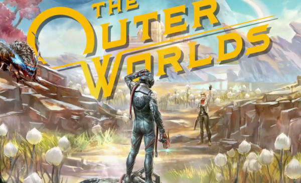The Outer Worlds bedste spil til xbox