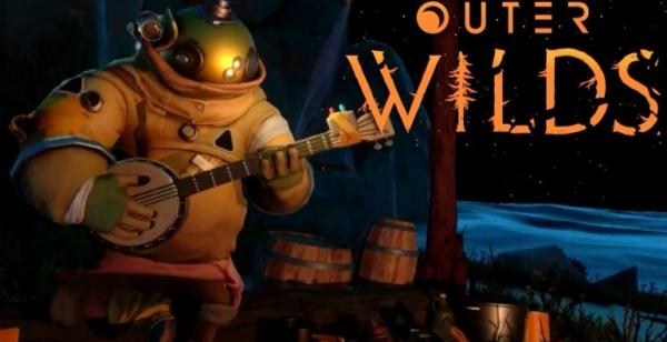 Outer Wilds bedste spil til xbox