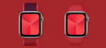 Nyt (Product)RED Apple Watch Series 5 kan komme til maj