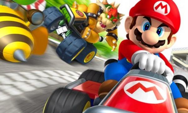 bedste spil til mobil android iphone Mario Kart Tour