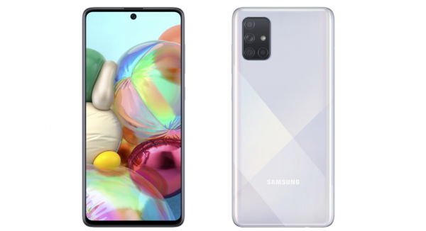 Samsung Galaxy A71 snart klar i Danmark – se pris og funktioner