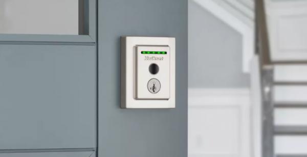 Halo Touch: Smart lås med fingeraftryk lanceret på CES 2020