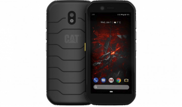 Robuste Cat S32 har Android 10 og opfylder militærstandard
