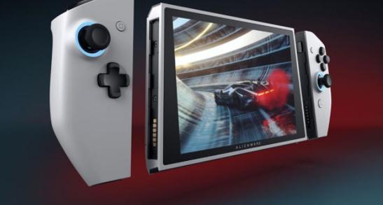Dell Concept UFO er som Nintendo Switch med PC-kræfter