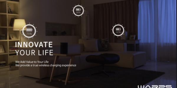 Warp Solutions wireless charging