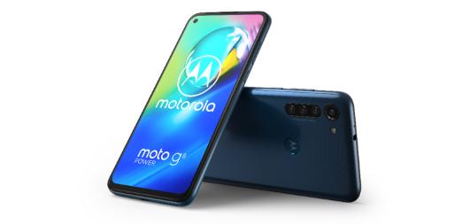 Motorola Moto G8 Power: Batteri på hele 5.000 mAH