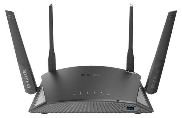D-Link AC2600 Wi-Fi Router (DIR-2680) bedste router