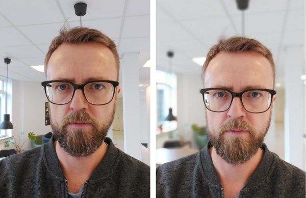test kamera s10 lite selfie kamera