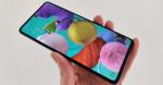 Test og anmeldelse af Galaxy A51 – presses af konkurrenterne