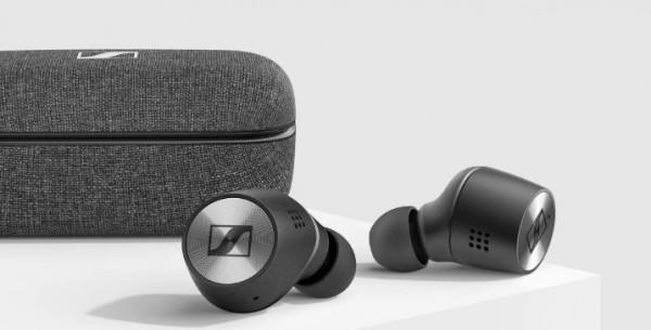 Sennheiser Momentum True Wireless 2 med 28 timers batteritid