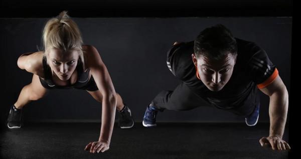 Bedste trænings apps – træn i hjemmet
