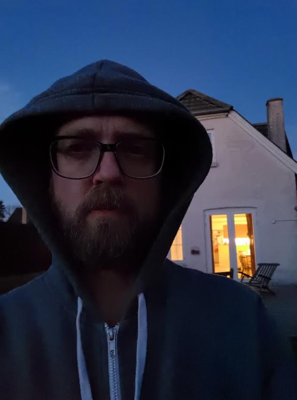 p40 pro kamera selfie mørke uden fotolys