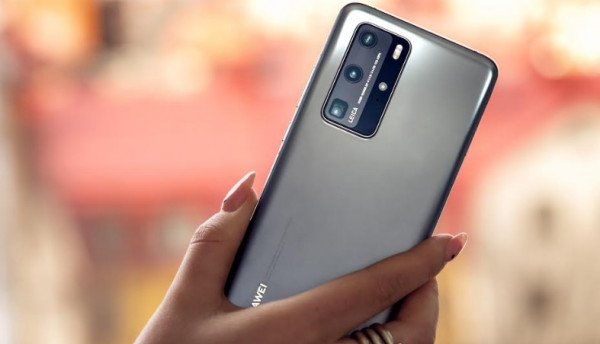Pris på Huawei P40 og P40 Pro