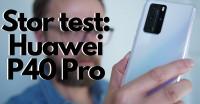 huawei p40 pro test pris