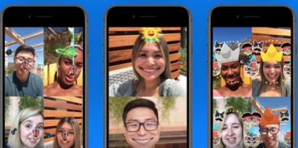 Guide: Brug Messenger til videoopkald med børn og børnebørn