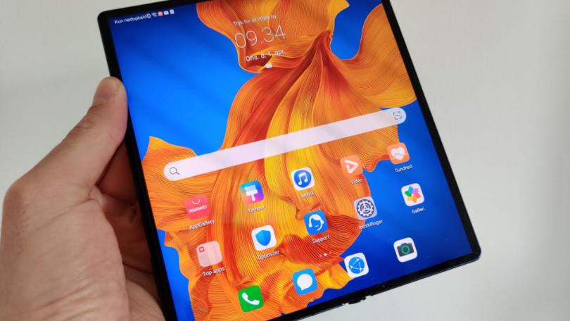 Test og anmeldelse af Huawei Mate Xs: Bedste foldbare mobil