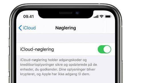 iOS 14 kan få mere robuste funktioner til at håndtere kodeord