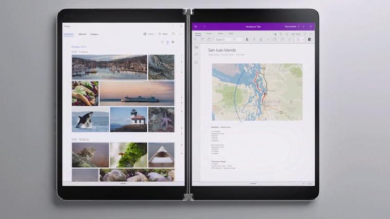 Microsoft Surface Neo udskydes måske til 2021