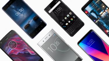 Bestillinger på smartphone-komponenter ruller ind som normalt