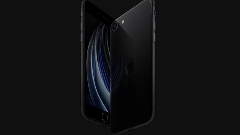 iPhone SE 2020 – opdatering af populært format