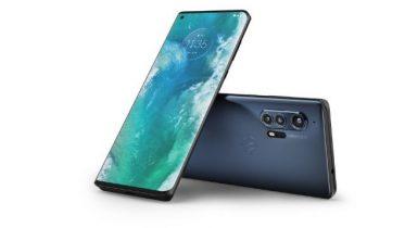 Motorola Edge+ lanceret: Premium-mobil med 5.000 mAh batteri