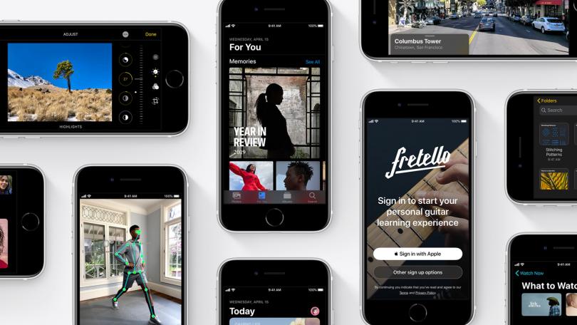 """Første test af iPhone SE 2020 – """"billig og dejlig"""""""