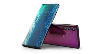 Motorola Edge – kraftigt batteri, hurtig UI og 5G til god pris