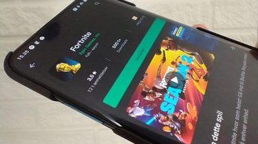 Fortnite klar i Google Play – men Epic er stadig utilfredse