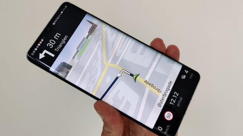 Huawei får HERE WeGo navigation i AppGallery