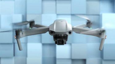 Mavic Air 2-drone fra DJI understøtter 8K-video