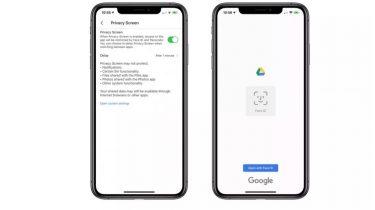 Google Drive til iOS – nu med Face ID og Touch ID