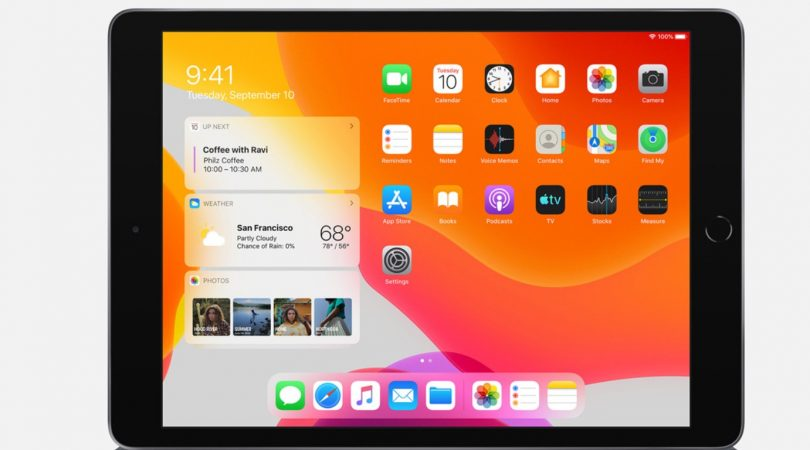 apple ipad 10,2 bedste tablet