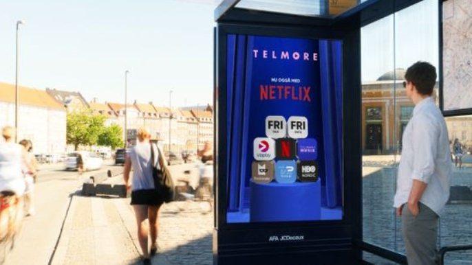 Mobilabonnement + Netflix = Telmore Play