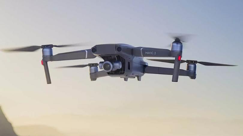 Patentbrud: Dom kan sende DJI-droner ud af USA