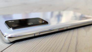 Huawei P40 har lang batteritid og smart opladning
