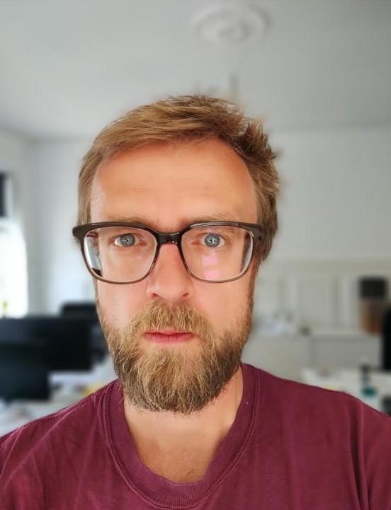 motorola edge plus kamera test selfie