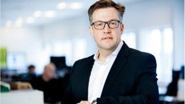 Lars Thomsen er ny administrerende direktør i Telenor