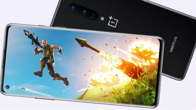 Første gang på en mobil: Fortnite med 90 FPS på OnePlus 8