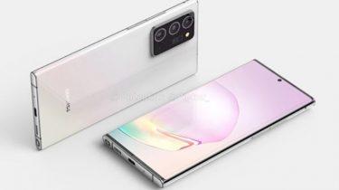 Lækkede Galaxy Note 20-detaljer lover gigantisk skærm