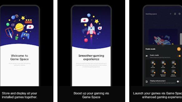 OnePlus Game Space optimeres til Instant Games