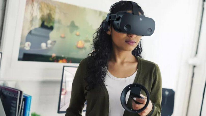 HP Reverb 2 – VR-headset i samarbejde med Valve og Microsoft