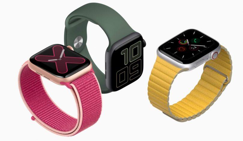 apple watch 5 bedste smartwatch